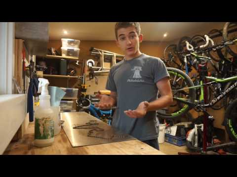 Race Maintenance: How to clean a Chain