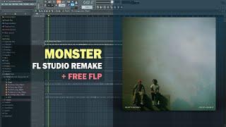 Download Shawn Mendes & Justin Bieber - Monster (Instrumental) + Free FLP Remake
