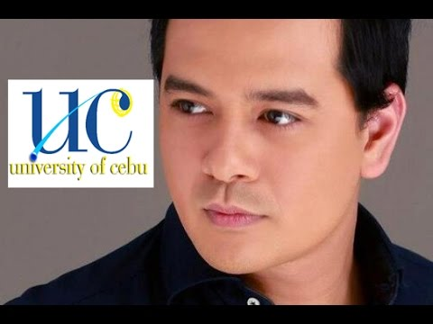 John Lloyd Cruz at University of Cebu - Lapu-lapu & Mandaue
