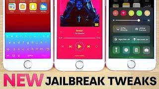 Top 12 NEW iOS 10 Jailbreak Tweaks! 10.2 & 10.1.1