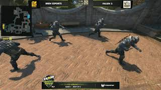 Day 1 Bren Esports VS Fallen 5 |Game 1 and 2 Best of 3 Match Semis | Counter Strike Global Offense T