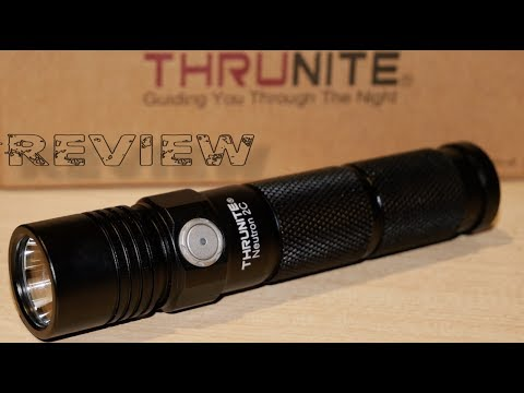 ThruNite Neutron C2 Review Teil 2/2 | HD+ | Deutsch