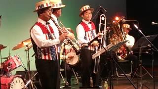 第1回より連続参加を続ける宮城県内唯一のデキシーバンドです。