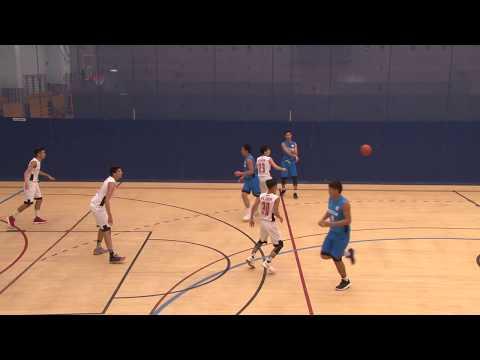 Interschool Basketball A Grade Preliminary Round DBS vs LSC