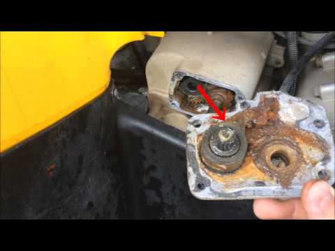 polaris sportsman loose  sloppy shifter fix youtube