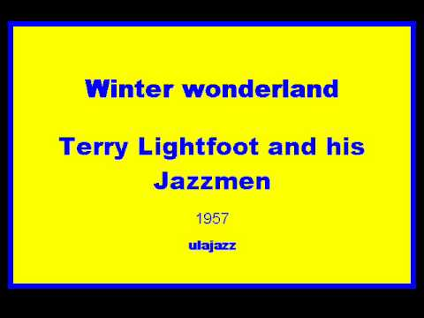 Terry Lightfoot JM 1957 Winter wonderland