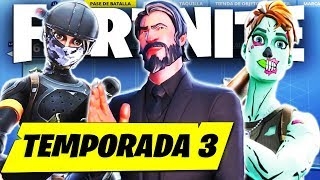 HACKER Sends Me TO FORTNITE SEASON 3 and I GET ALL EXCLUSIVE SKINS in FORTNITE!.. 😱