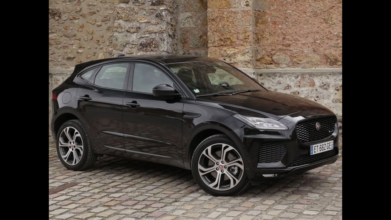 essai jaguar e pace p250 awd bva9 premi re edition 2018. Black Bedroom Furniture Sets. Home Design Ideas