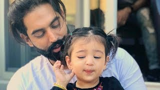 Parmish Verma | Fun With Baby | Latest Punjabi Video 2018 | The Amazing World