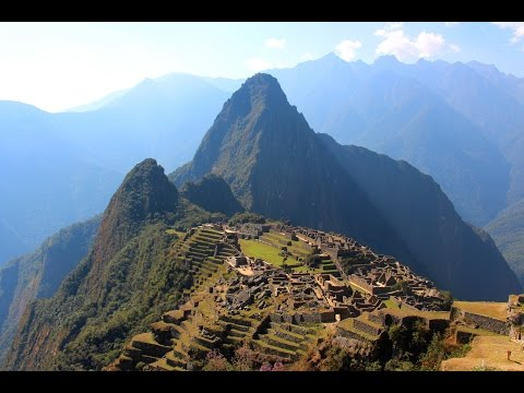 Machu Picchu - Peru Trip - GoPro Hero 4 + Gimbal