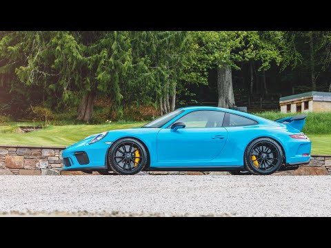 THIS Is Why I Bought The New Porsche GT3! 9000rpm Super Sound!