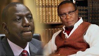 Kenyatta 101: Ruto or KENYA?