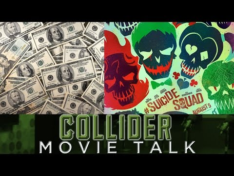 Suicide Squad Breaks Box Office Opening Record In August - Collider Movie Talk