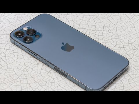 Review - iPhone 12 Pro (256GB, Pacific Blue)