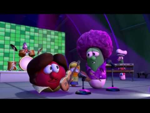 Veggie Tales Celery Night Fever Review The Mom Maven