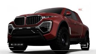 Gambar cover AMAZING!! 2019 HOTTER  BMW Pickup Truck Review, Specs and Features   Furious Cars