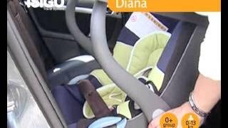 ISIGO Diana (группа 0+) видео-инструкция