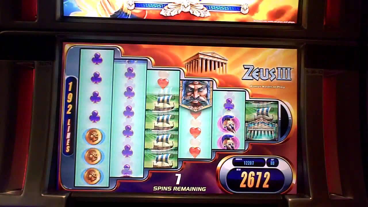 Zeus Iii Slot Machine Online