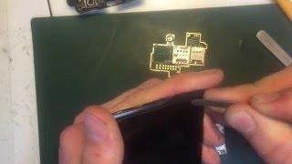 Разборка Sony Xperia M C1904 C1905