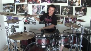 Tim Peixx - Soilwork (Cover) - Late for the kill Early for the slaughter