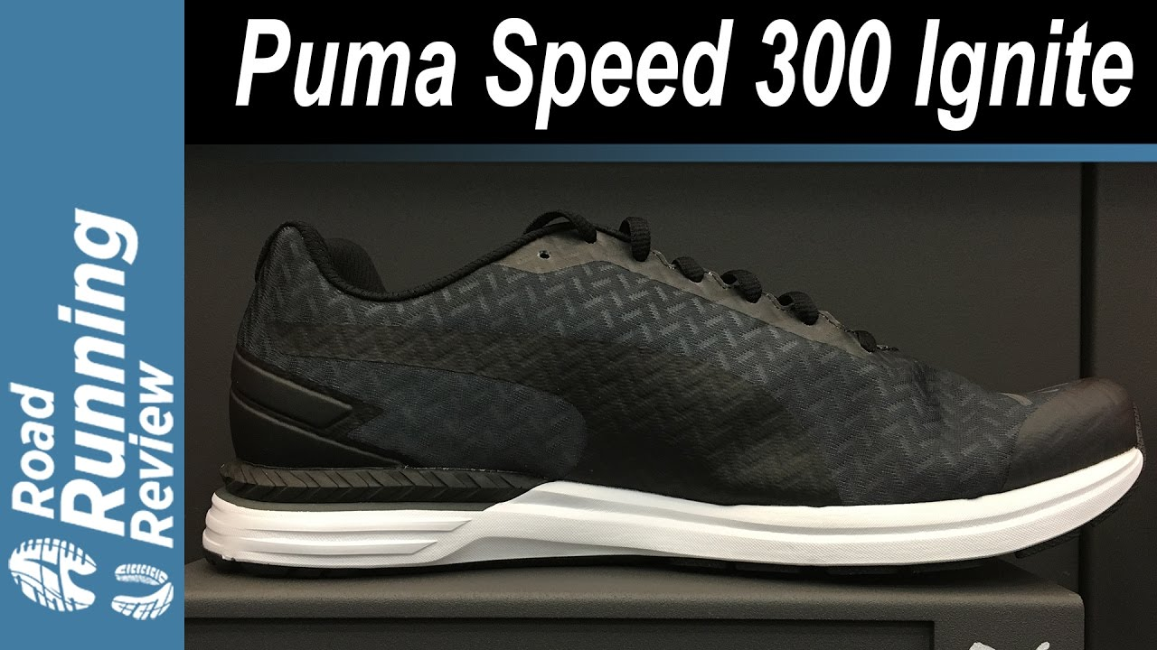 81ce5d6642a Puma Speed 300 Ignite Preview - YouTube