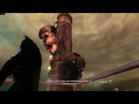 Guia: Batman Arkham City: Rastrea el origen de la señal de radio para localizar al Joker