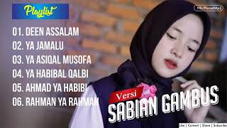 lagu ramadhan versi SABIAN GAMBUS
