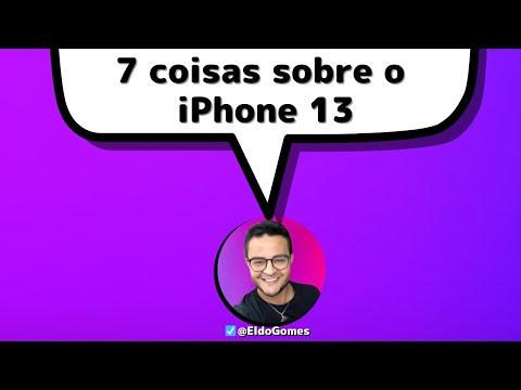 Comentando o sobre novo iPhone 13 (quanto custa, o que mudou, etc ) Evento | California Streaming