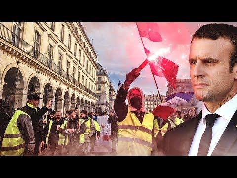 Macron et les