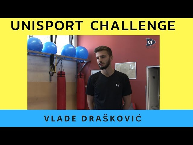 UniSport Challenge - Vlade Draškovi?