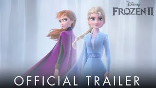 Frozen II arrives in cinema on November 22, 2019.