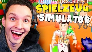 THE TOY SIMULATOR !!   Roblox