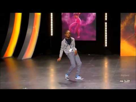 So You Think You Can Dance Season 10 Vegas Week - Fik-Shun's Solo