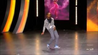 So You Think You Can Dance Season 10 Vegas Week - Fik-Shun