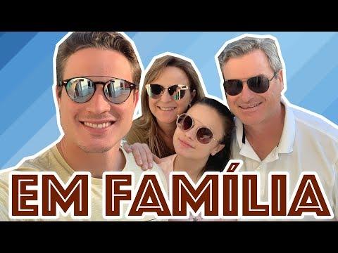 APROVEITANDO O FINDS COM A FAMILIA   Rafa Gomes