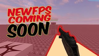NEW FPS in Development | No game name? | ROBLOX