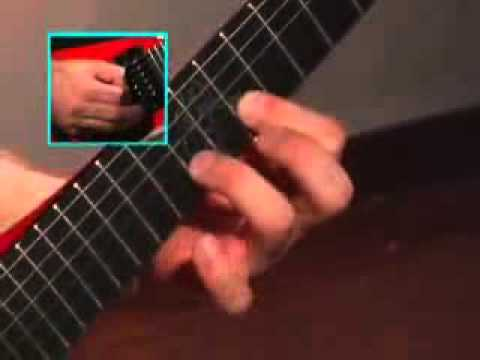 Young Guitar Magazine featuring Lessons by Jeff Waters [ANNIHILATOR] 2008