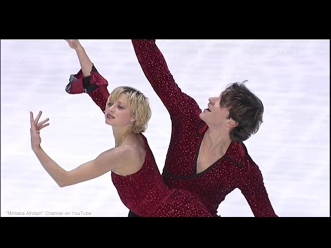 [HD] Berezhnaya & Sikharulidze - 2000/2001 GPF - Round 1 Short Program - Бережная и Сихарулидзе