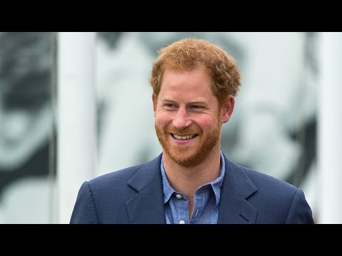Prince Harry Goes Shirtless on the Beach While in Jamaica With Girlfriend Meghan Markle -- See th…