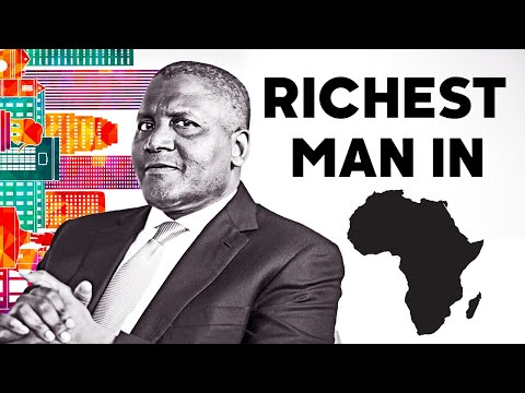 The Richest Person In Africa