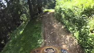 Morzine - Chatel - Pleney boys MTB holiday French Alps VTT