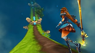 Asgard Run - FREE Stunning New Endless Runner Game for iPhone and iPad!