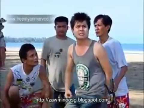 Myanmar Funny Movie