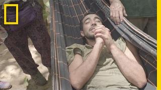 サルが命を救ってくれた。アマゾンでさまよい続けて9日間、毎日サルたちに食糧を分け与えられた男性(ボリビア)