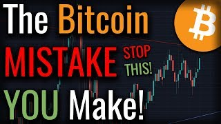 If You Are Not Doing This With Bitcoin - YOU HAVE FAILED! - Bitcoin Technical Analysis