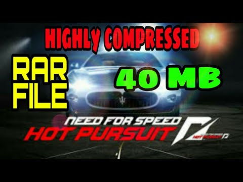 NFS HOT PERSUIT 2010 | Highly Compressed Download For Pc