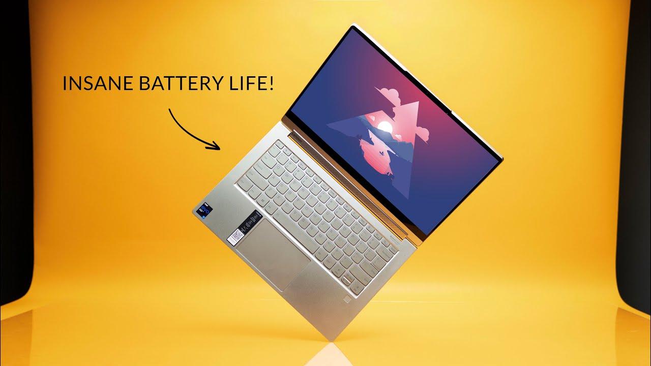 Lenovo Yoga 9i Review - Such Good Battery Life!