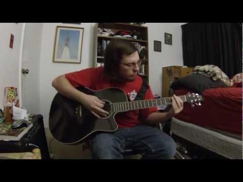 GoPro Hero3 Blk sound test Blues Guitar