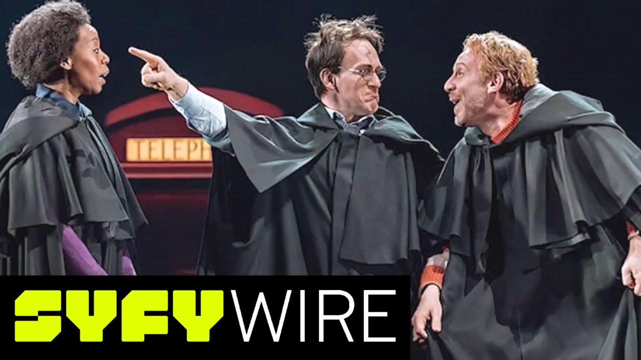 Harry Potter And The Cursed Child: The Broadway Cast Speaks! | SYFY WIRE