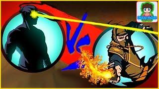 Shadow Fight 2 Игровой мультик бои с тенью 2 от Фаника 5